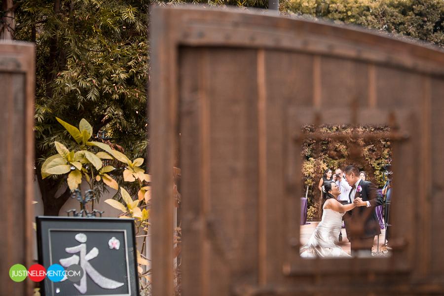 Franciscan Gardens San Juan Capistrano Wedding 3