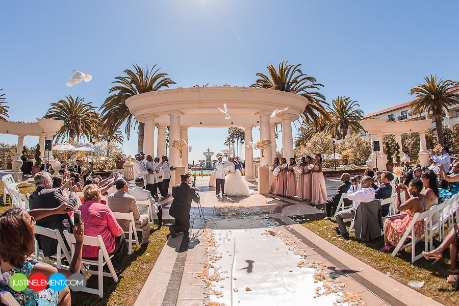 St Regis Laguna Beach Wedding 1