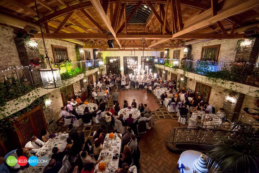 San Pedro Michaels Tuscany Room Wedding Photography 50