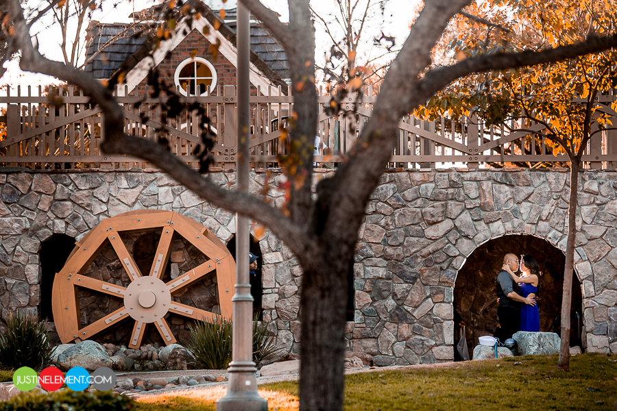 Stephanie philip engaged heritage park sculpture - The garden place at heritage park ...