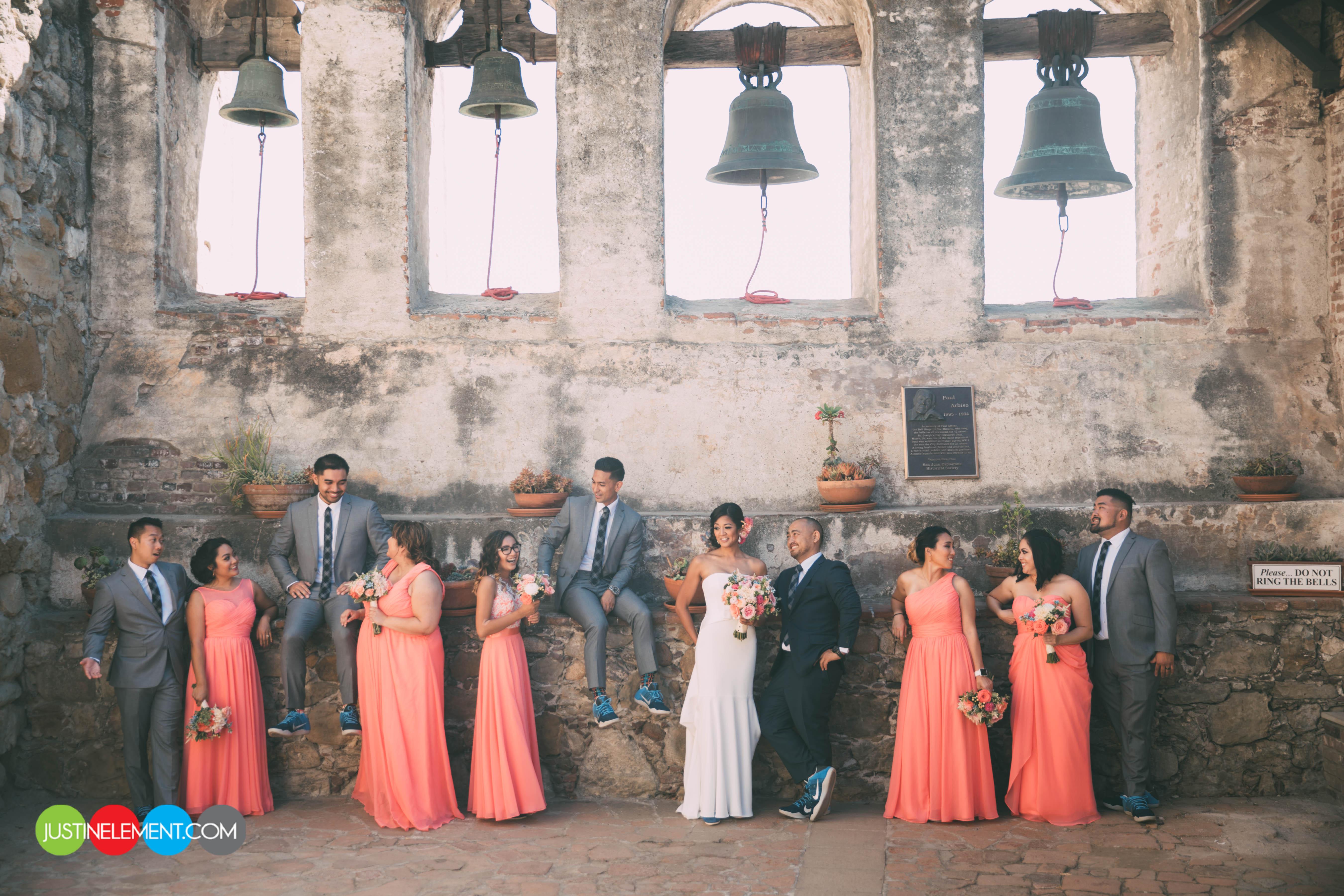 Kira Jeff Wedding Photo Teasers Franciscan Gardens San Juan Capistrano Justinelement