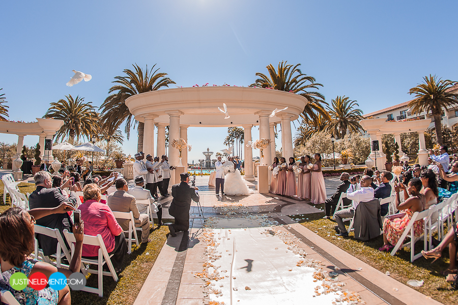 St Regis Laguna Beach Wedding 1